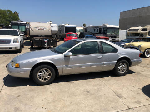 1997 Ford Thunderbird for sale at HIGH-LINE MOTOR SPORTS in Brea CA