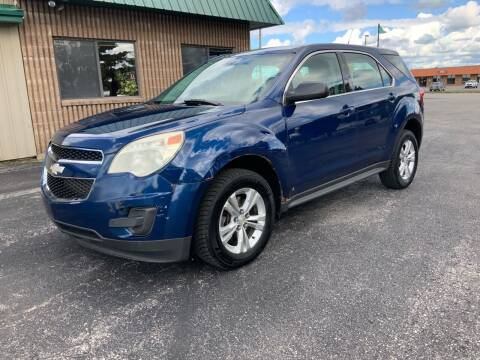 2010 Chevrolet Equinox for sale at Stein Motors Inc in Traverse City MI