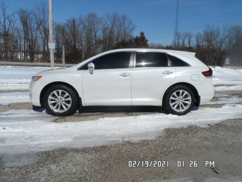 2013 Toyota Venza for sale at Town and Country Motors in Warsaw MO