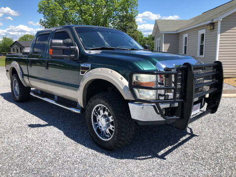 2008 Ford F-250 Super Duty for sale at Curtis Wright Motors in Maryville TN
