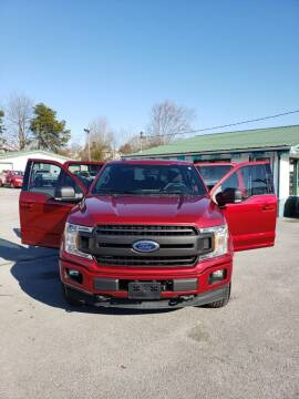 2019 Ford F-150 for sale at Morristown Auto Sales in Morristown TN
