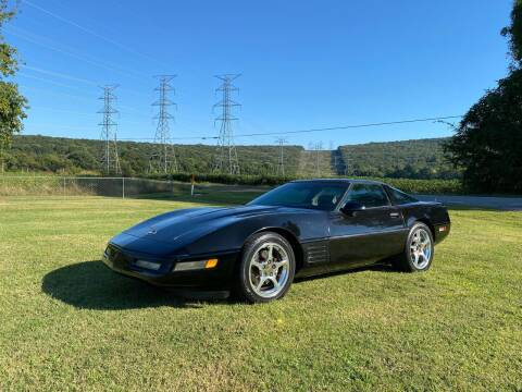 1991 Chevrolet Corvette for sale at Tennessee Valley Wholesale Autos LLC in Huntsville AL