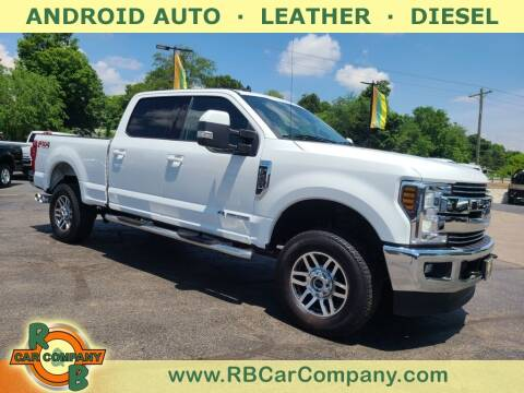 2019 Ford F-250 Super Duty for sale at R & B CAR CO - R&B CAR COMPANY in Columbia City IN