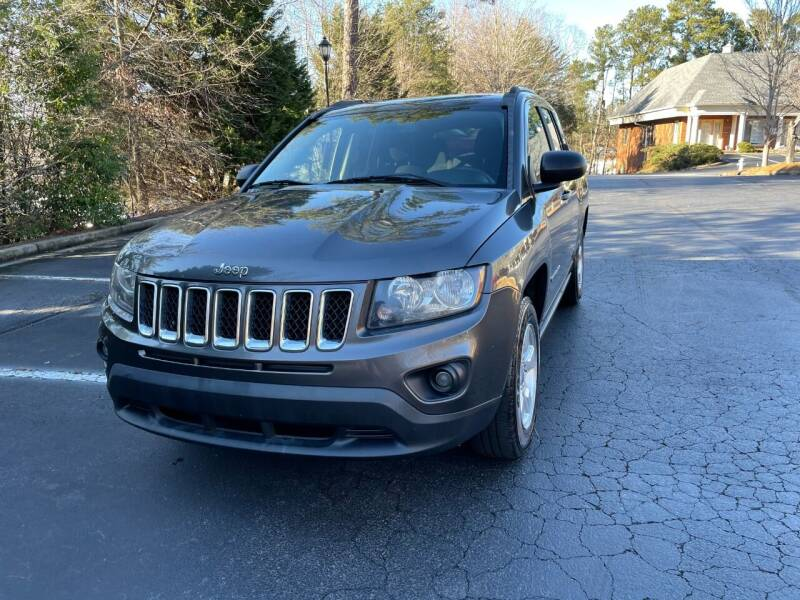 2016 Jeep Compass for sale at SMT Motors in Roswell GA
