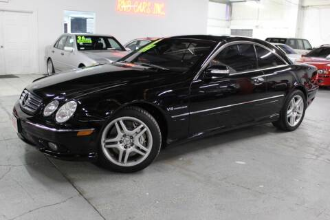 2004 Mercedes-Benz CL-Class for sale at R n B Cars Inc. in Denver CO