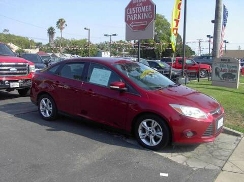 2013 Ford Focus for sale at MIKE AHWAZI in Santa Ana CA