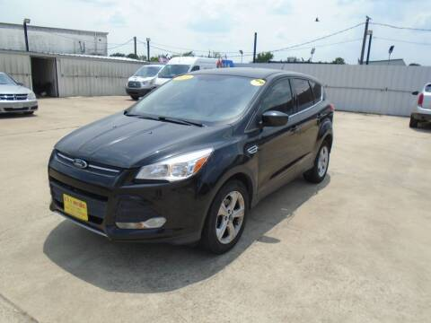 2014 Ford Escape for sale at BAS MOTORS in Houston TX