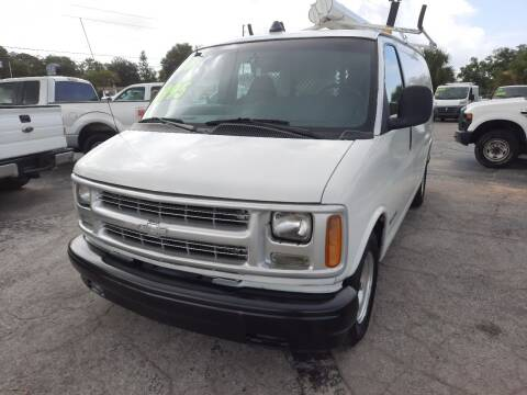 2000 Chevrolet Express Cargo for sale at Autos by Tom in Largo FL