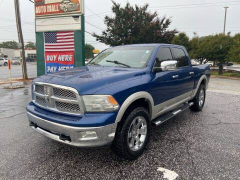 2010 Dodge Ram Pickup 1500 for sale at Import Auto Mall in Greenville SC