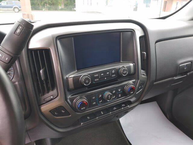 2016 Chevrolet Silverado 1500 4x4 LT 4dr Double Cab 6.5 ft. SB - Massena NY