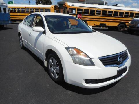 2008 Nissan Altima for sale at Integrity Auto Group in Langhorne PA
