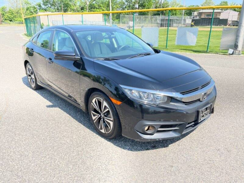2016 Honda Civic for sale at Cars With Deals in Lyndhurst NJ