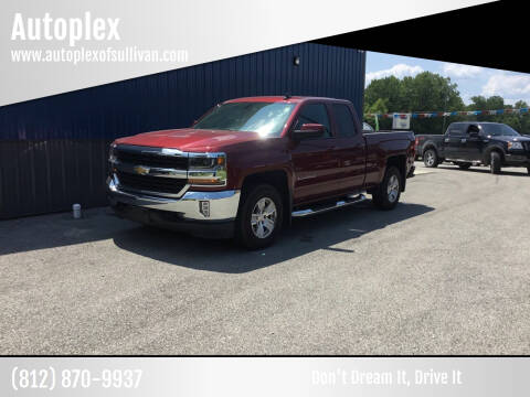 2017 Chevrolet Silverado 1500 for sale at Autoplex in Sullivan IN