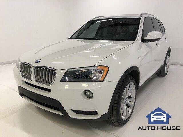 2014 BMW X3 for sale at Auto House Phoenix in Peoria AZ