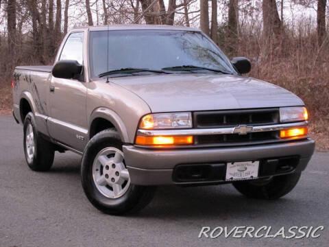 2000 Chevrolet S-10 for sale at Isuzu Classic in Cream Ridge NJ
