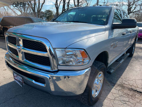 2016 RAM Ram Pickup 2500 for sale at New Wheels in Glendale Heights IL