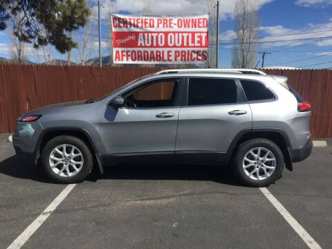 2014 Jeep Cherokee for sale at Flagstaff Auto Outlet in Flagstaff AZ