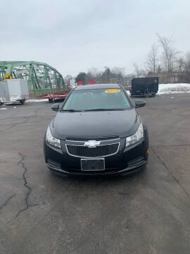2013 Chevrolet Cruze for sale at WXM Auto in Cortland NY