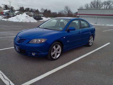 2006 Mazda MAZDA3 for sale at B&B Auto LLC in Union NJ