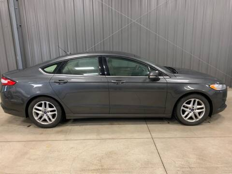 2016 Ford Fusion for sale at All Star Autos, Inc in La Porte IN