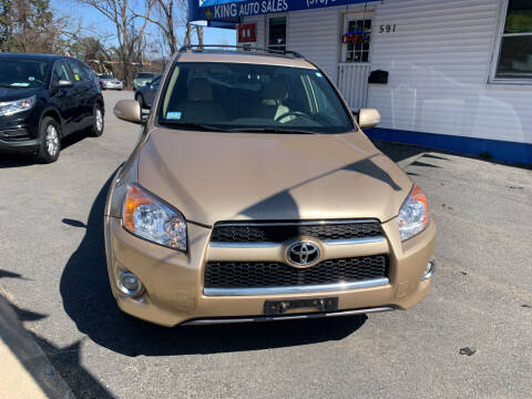 2011 Toyota RAV4 for sale at King Auto Sales in Leominster MA