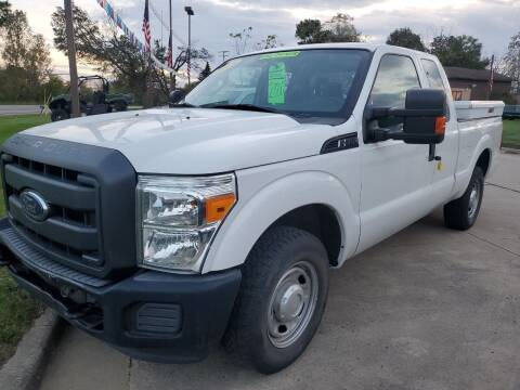 2015 Ford F-250 Super Duty for sale at Kachar's Used Cars Inc in Monroe MI