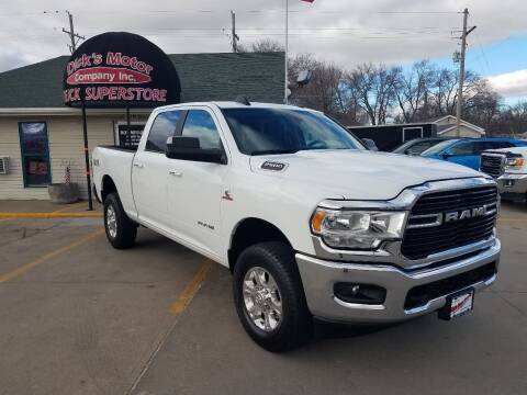 2019 RAM Ram Pickup 2500 for sale at DICK'S MOTOR CO INC in Grand Island NE