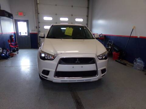 2011 Mitsubishi Outlander Sport for sale at Pool Auto Sales Inc in Spencerport NY