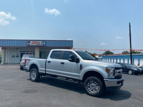 2018 Ford F-250 Super Duty for sale at FIESTA MOTORS in Hagerstown MD