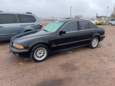 1999 BMW 5 Series for sale at PYRAMID MOTORS - Fountain Lot in Fountain CO