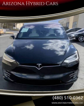 2016 Tesla Model X for sale at Arizona Hybrid Cars in Scottsdale AZ