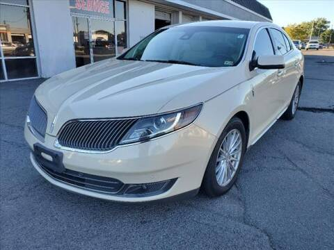 2016 Lincoln MKS for sale at Auto Connection in Manassas VA