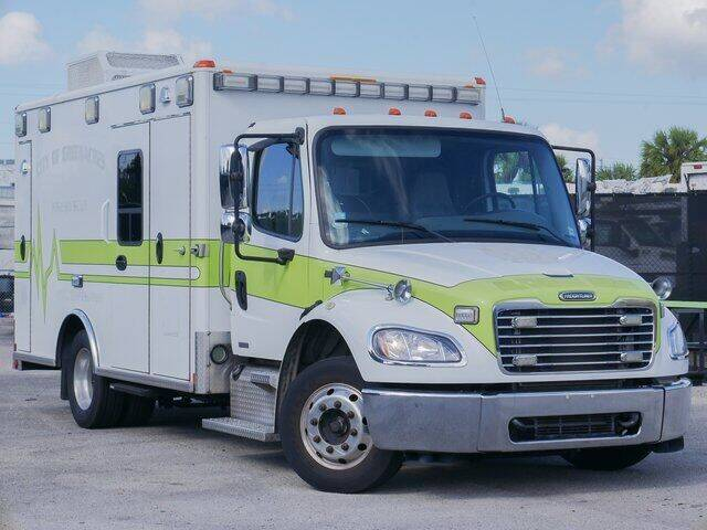 2010 Freightliner M2 106 for sale at Jumbo Auto & Truck Plaza in Hollywood FL