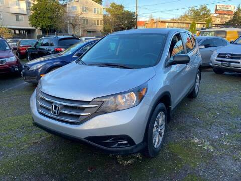 2013 Honda CR-V for sale at SNS AUTO SALES in Seattle WA