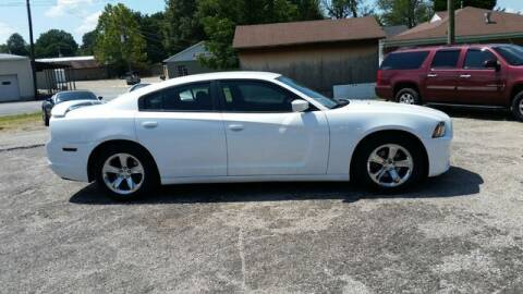2014 Dodge Charger for sale at AFFORDABLE DISCOUNT AUTO in Humboldt TN