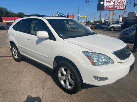 2004 Lexus RX 330 for sale at Newsed Auto in Houston TX