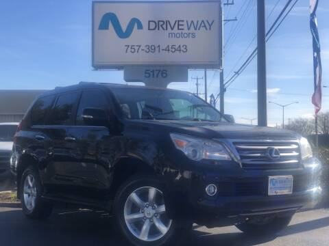 2010 Lexus GX 460 for sale at Driveway Motors in Virginia Beach VA