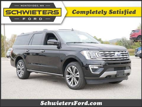 2021 Ford Expedition MAX for sale at Schwieters Ford of Montevideo in Montevideo MN