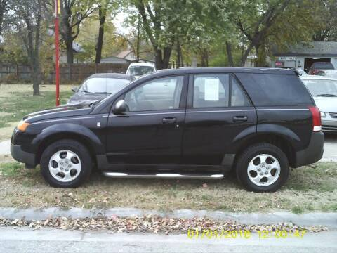 2003 Saturn Vue for sale at D & D Auto Sales in Topeka KS