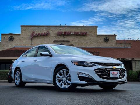 2019 Chevrolet Malibu for sale at Jerrys Auto Sales in San Benito TX