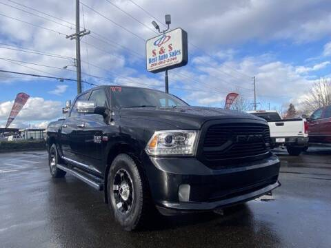 2017 RAM Ram Pickup 1500 for sale at S&S Best Auto Sales LLC in Auburn WA