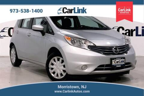 2015 Nissan Versa Note for sale at CarLink in Morristown NJ