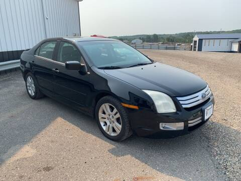 2006 Ford Fusion for sale at TRUCK & AUTO SALVAGE in Valley City ND
