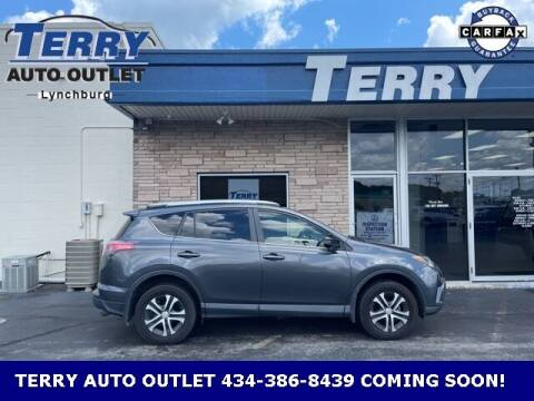 2016 Toyota RAV4 for sale at Terry Auto Outlet in Lynchburg VA