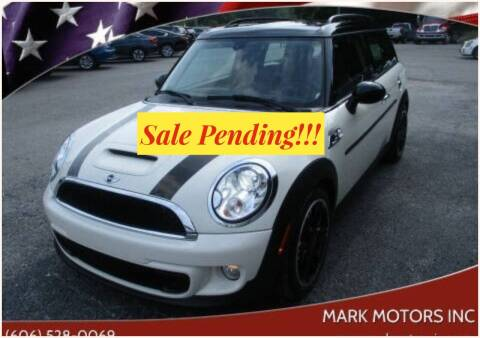 2014 MINI Clubman for sale at Mark Motors Inc in Gray KY