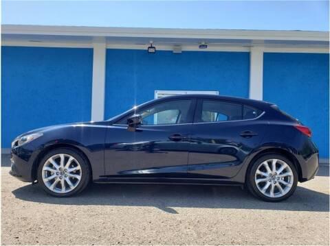 2016 Mazda MAZDA3 for sale at Khodas Cars in Gilroy CA