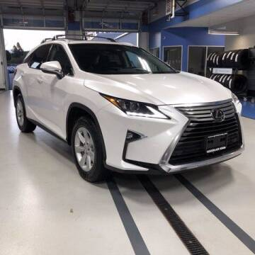 2017 Lexus RX 350 for sale at Simply Better Auto in Troy NY