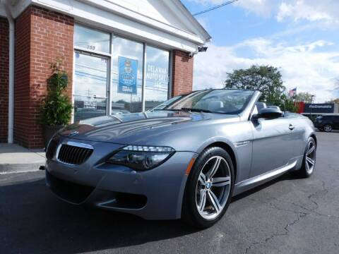 2008 BMW M6 for sale at Delaware Auto Sales in Delaware OH