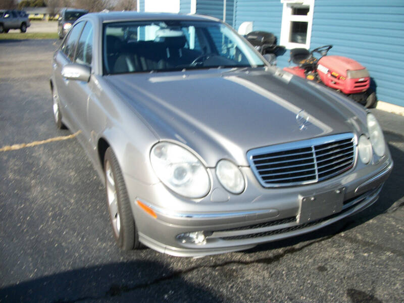 2004 Mercedes-Benz E-Class for sale at USED CAR FACTORY in Janesville WI
