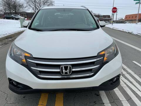 2013 Honda CR-V for sale at Via Roma Auto Sales in Columbus OH